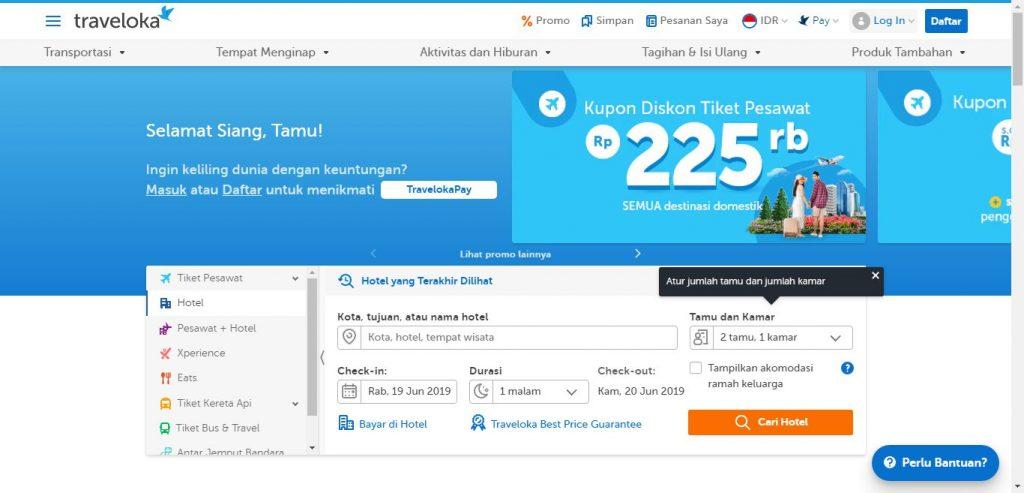 Ini Dia 9 Website Booking Tiket Pesawat Untuk Kamu Yang Mau Liburan